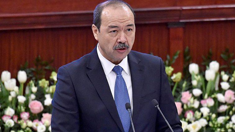 Премьер-министр Узбекистана и его помощник попали в серьезное ДТП