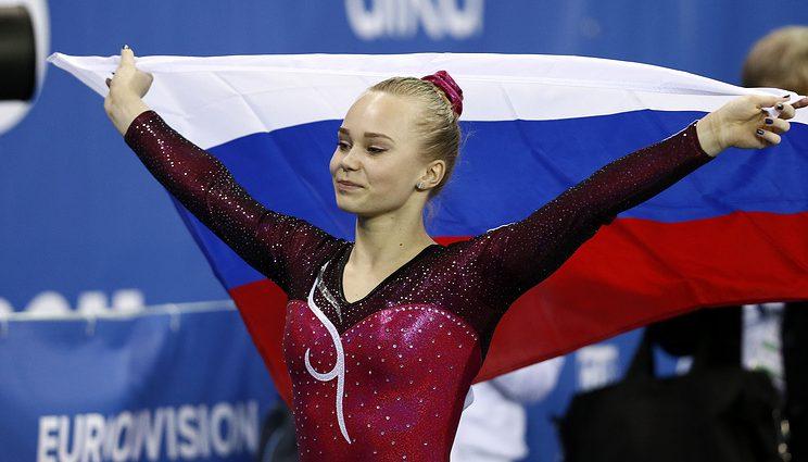 Российские спортсменки завоевали три медали на Чемпионате Европы