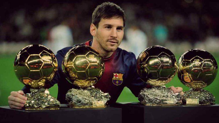 «Больше не чемпион»: Месси упустил звание лучшего футболиста Европы