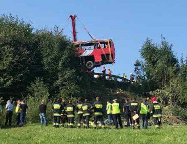 Стали известны подробности аварии в Польше