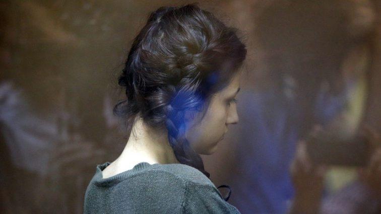 В Сети появилось видео, снятое во время убийства сестрами Хачатурян отца-садиста