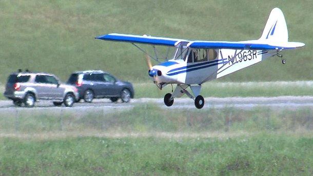 В Италии разбился легкомоторный самолет, двое людей погибло