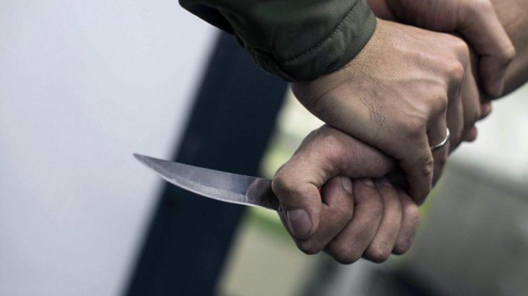 Подмосковный дебошир ранил полицейских и бросался на прохожих с ножом: подробности