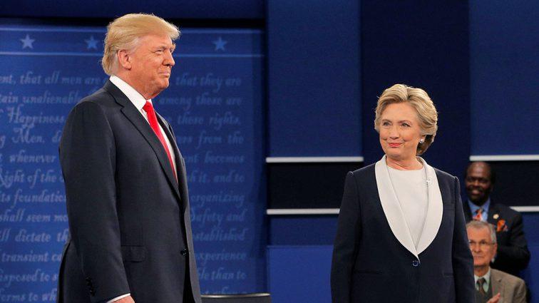 «Мне придется подключиться!»: Трамп вновь поднимет расследование против Клинтон