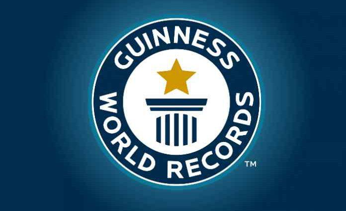 Студент из Грузии побил мировой рекорд
