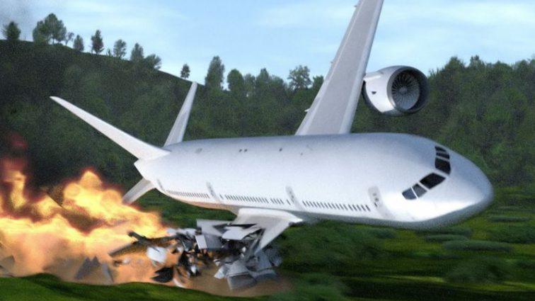 Очередное падение самолета на Аляске, есть жертвы