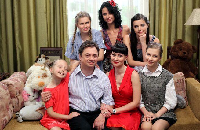 Звезда сериала «Папины дочки» сама в скором времени станет мамой
