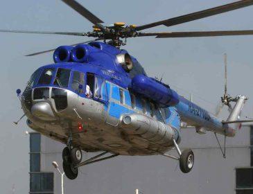 В Бурятии после взлета исчез вертолет, в котором находился ребенок