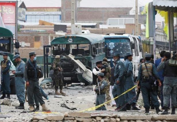 Жуткий взрыв: В Афганистане из-за теракта погибло 30 человек