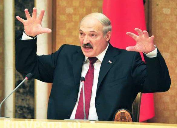 Лукашенко пожаловался на «варварство» со стороны России