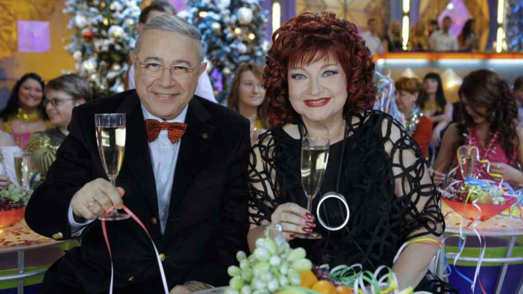 Евгений Петросян впервые прокомментировал развод со своей супругой