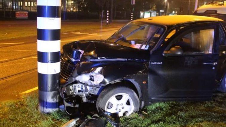 Петербуржец провел четыре дня с мертвецом в одной машине