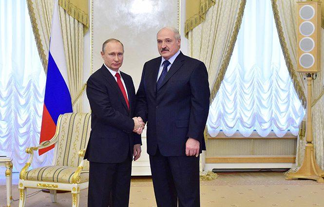 «Говорили друг другу все»: Лукашенко рассказал о взаимоотношениях с Путиным