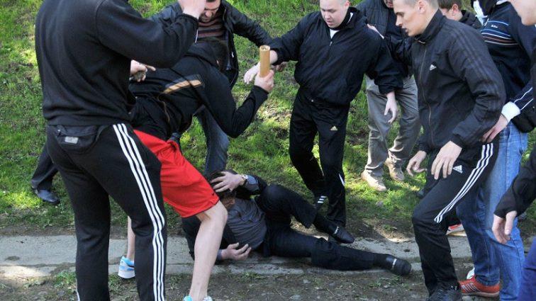 В России избили известного американского актера