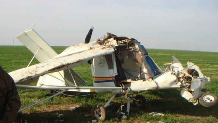 В России самолет-амфибия упал при взлете и разбился
