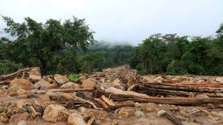 20 человек погибли: последствия оползней на юго-западе Индии