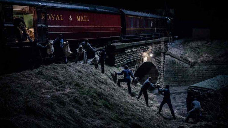 В Тверской области задержали группировку из 35 человек в момент ограбления поезда