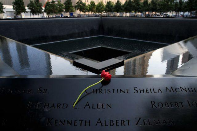 В США почитают память погибших в теракте 11 сентября, останки 1111 жертв до сих пор не идентифицированы