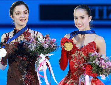 Обошла Медведеву: Российская фигуристка Алина Загитова поставила новый мировой рекорд в Германии