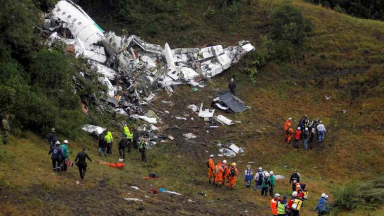 Названа вероятная причина аварии с пассажирским самолетом в Сочи