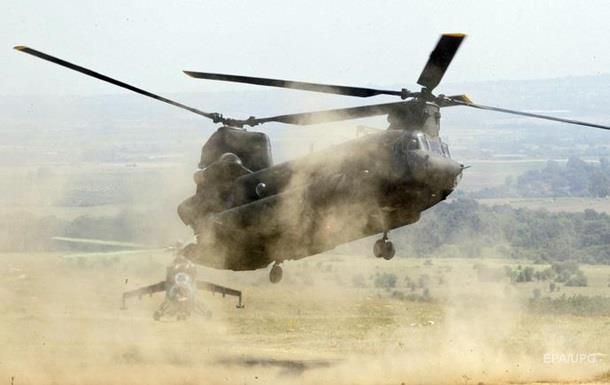 5 человек пострадали из-за крушения вертолета в Иране