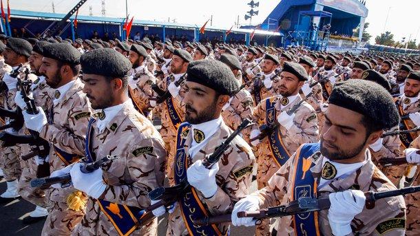 Расстрел парада в Иране: погибли около 24 человек, еще 53 пострадали