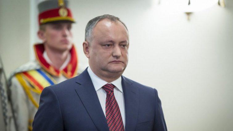 Срочно! Президент Молдавии госпитализирован после ДТП