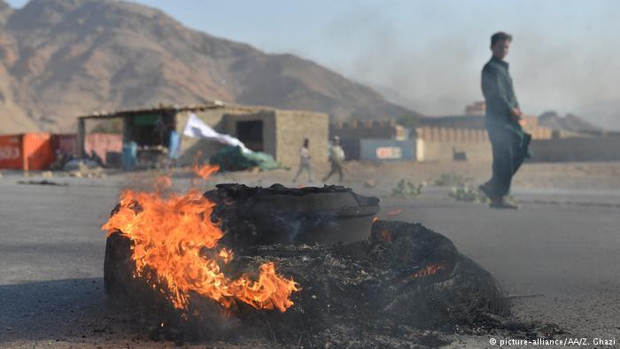 68 человек погибло после самоподрыва неизвестного в ходе массовой демонстрации