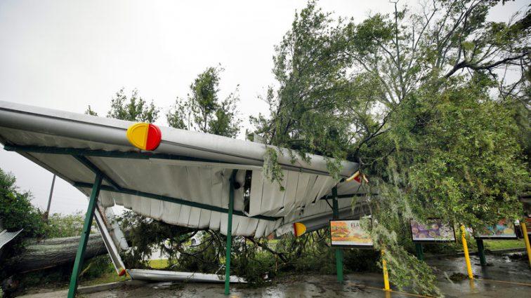 5 человек стали жертвами урагана «Флоренс»