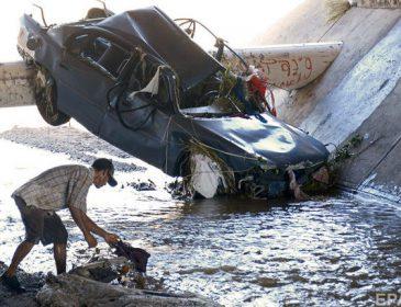 Из-за сильных ливней в Мексике пострадали 170 тысяч человек, есть жертвы