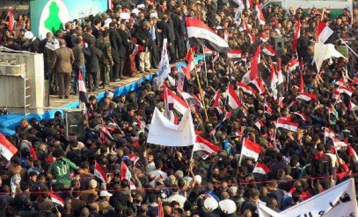 Более 100 пострадавших и 10 погибших в связи с перестрелкой в Ираке