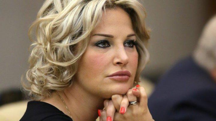 Мария Максакова сыграла тайную свадьбу в Киеве