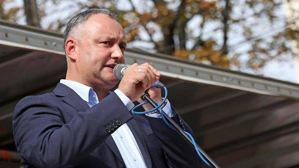 Мать президента Молдовы попала в операционную после ДТП