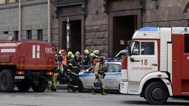Взрыв в метро потряс жителей Мадрида, шесть человек получили ранения