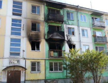 Поджёг ковёр и вышел! Мужчина устроил пожар в жилом доме из-за ссоры с любимой