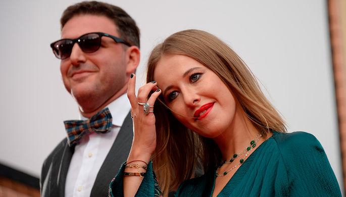 «Это правда»: Скандальная телеведущая Ксения Собчак ожидает второго ребенка