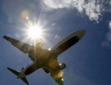 В США разбился сверхзвуковой самолет