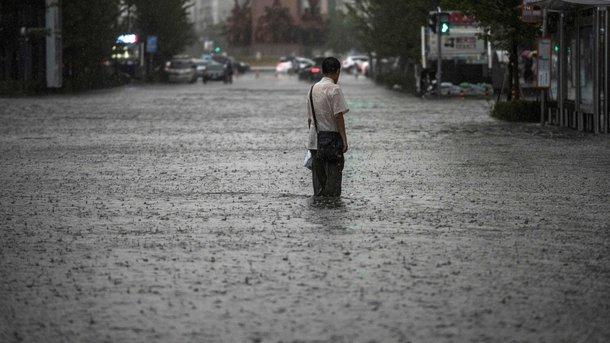 «Очереднаястихия»: Калифорнию затапливаетмощными ливнями, после адских пожаров
