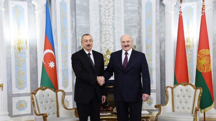 «Беларусь вас ждала»: Лукашенко провел историческую встречу с президентом Азербайджана