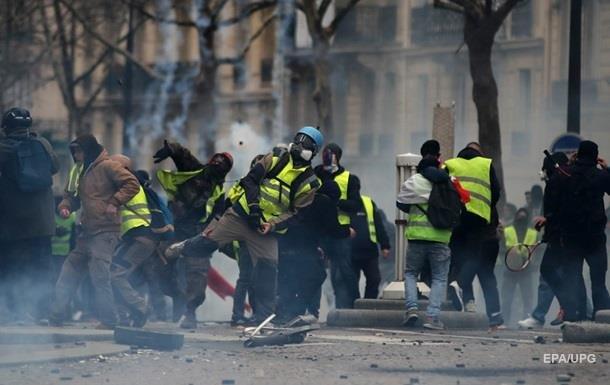Протесты, бушующие во Франции, перекинулись с большей силой на Бельгию