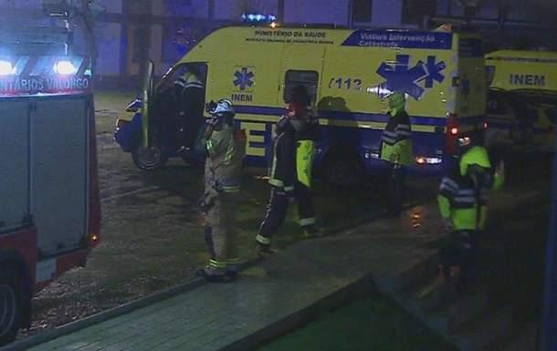 «Погибли все»: В Португалии разбился медицинский вертолет