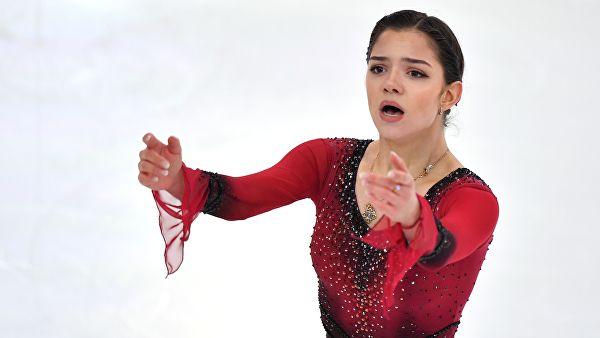 Фиуристка Евгения Медведева отказалась общаться с прессой после провала на чемпионате России