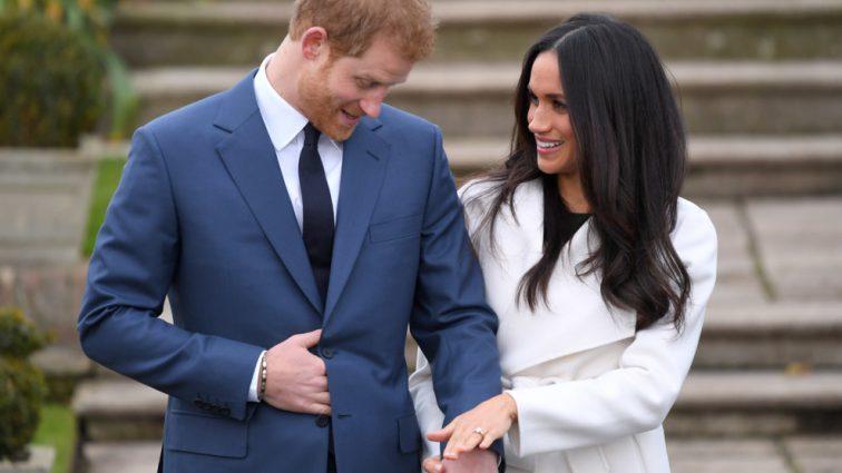 Принц Гарри и Меган ждут двойню? Названа стать детей