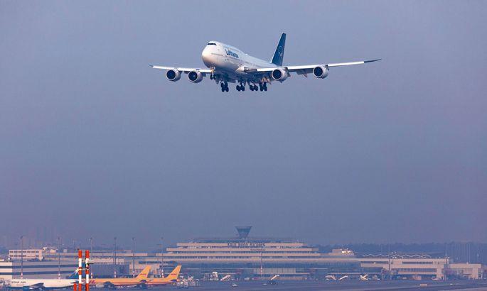 «Чп в полете»: Самолет неудачно приземлился из-за сложных погодных условий