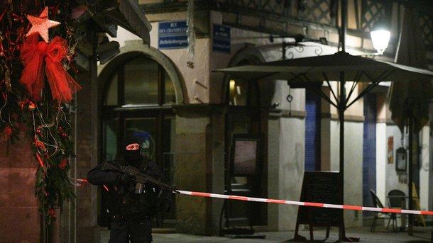 Стрельба в Страсбурге: есть жертвы