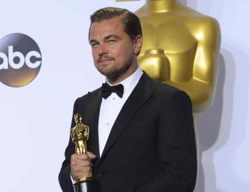 У голливудского красавчика Леонардо Ди Каприо отобрали «Оскар»