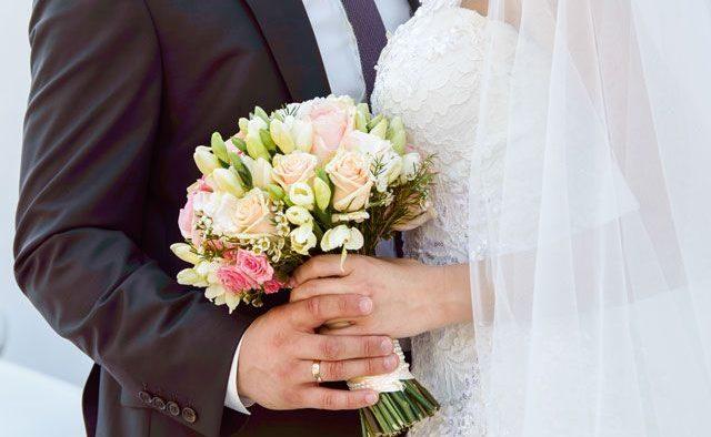 Самая трогательная свадьба в истории! Смертельно больная пара поженилась