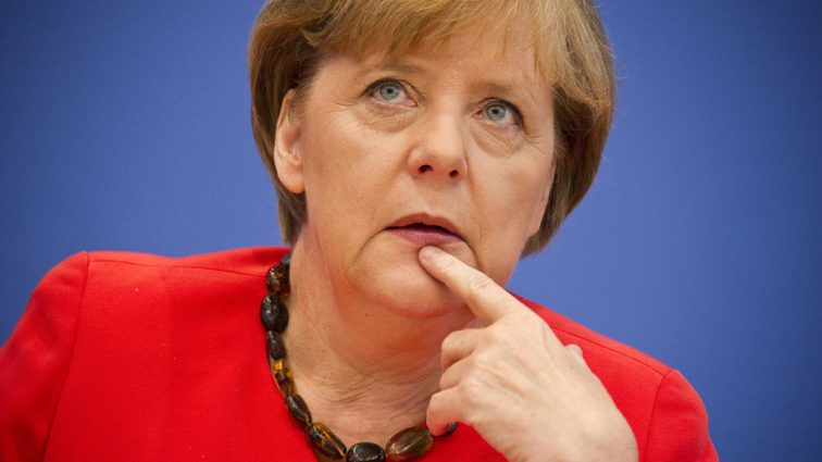 Вице-премьер Италии заявил, что Ангела Меркель «слабая» женщина