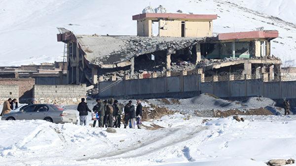 Более 120 человек погибло после нападения движения «Талибан» на военную базу в Афганистане