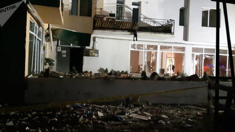Взрыв жилого дома в Тбилиси: стали известны подробности